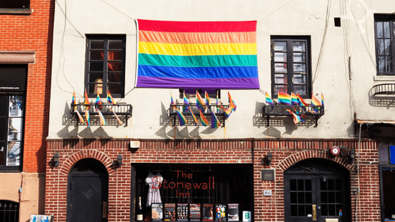 Stonewall Riots Day 2021 Anniversary Article Banner Cover