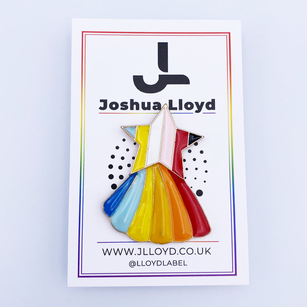 LGBT Gay Pride Pin Badge | Big Star