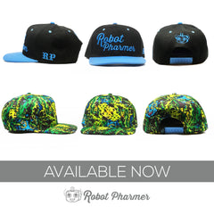 The Robot Pharmer Snapback Collection