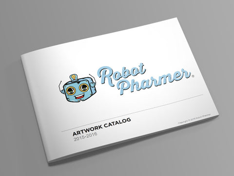 Robot Pharmer Catalog Cover