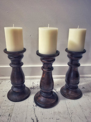 Chunky Candle Holder
