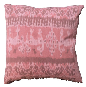 Indonesian Soft Pink Pillow