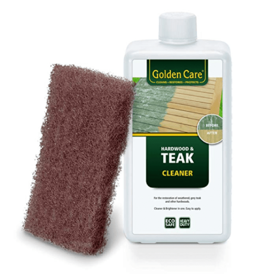 teak 2-in-1 cleaner