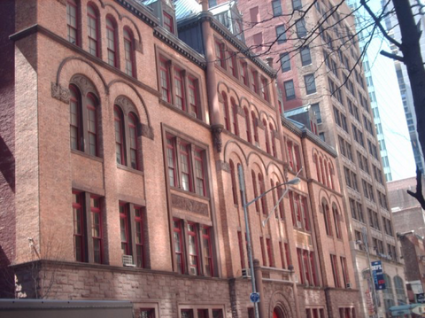 The High School of Performing Arts