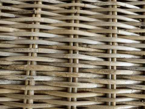 wicker weave pattern