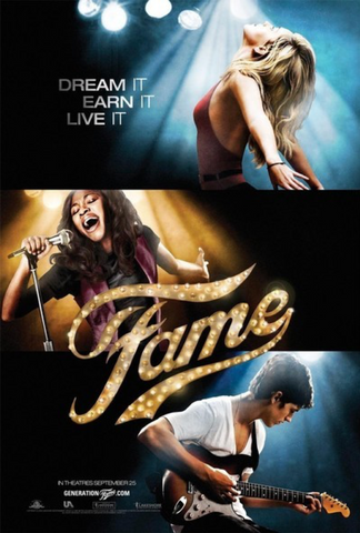 Fame, the movie