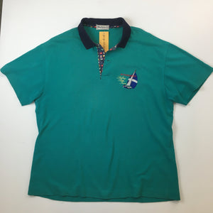 Vintage Burberry polo