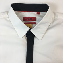 Load image into Gallery viewer, Fitted cotton shirt by Hugo Boss