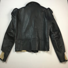 Load image into Gallery viewer, New leather jacket by Maison Margiela + H&M