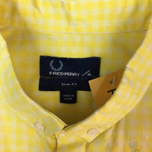 Load image into Gallery viewer, short sleeve shirt by Fred Perry