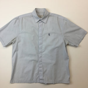 Vintage short sleeve shirt by YSL