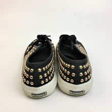 Load image into Gallery viewer, Superga studded sneakers