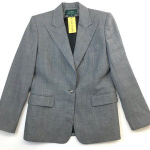straight cut blazer by Lauren (Ralph Lauren)