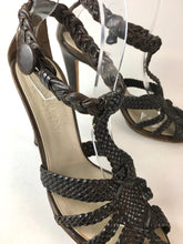 Load image into Gallery viewer, Vintage YSL braided sandals