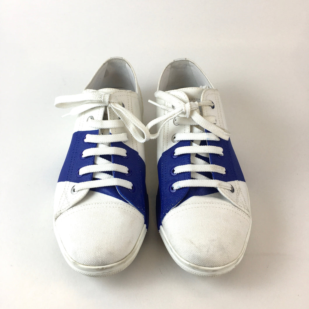 Original Chanel canvas sneakers