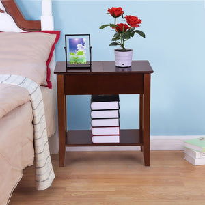 Hot sale in October Fashion Living RoomHome Furniture Flip Top End Table Creative Nightstand Multifunctional Coffee Table #0630