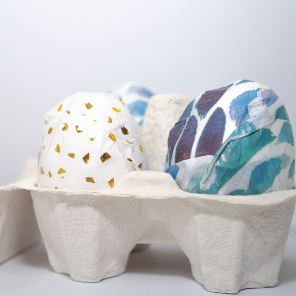 Coconut Bath Eggs