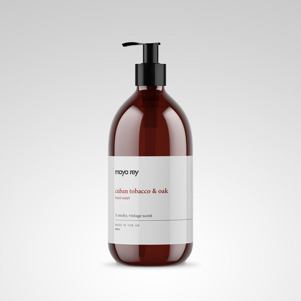 Cuban Tobacco & Oak Liquid Hand Soap