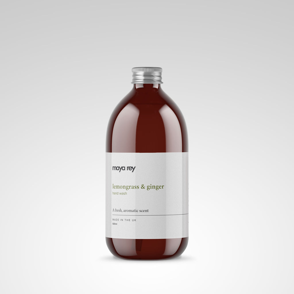 Refill - Lemongrass & Ginger Liquid Hand Soap
