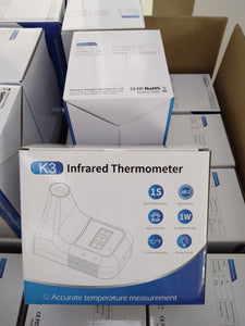 Infrared Wall Mount Thermometer