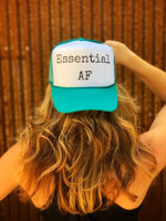 Load image into Gallery viewer, Essential AF trucker hat - Essential Hat Co