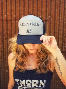 Essential AF trucker hat - Essential Hat Co