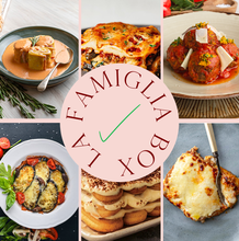 Load image into Gallery viewer, LA FAMIGLIA Meal Box