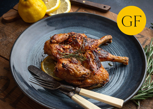 Galletto al Mattone - marinated & oven ready poussin