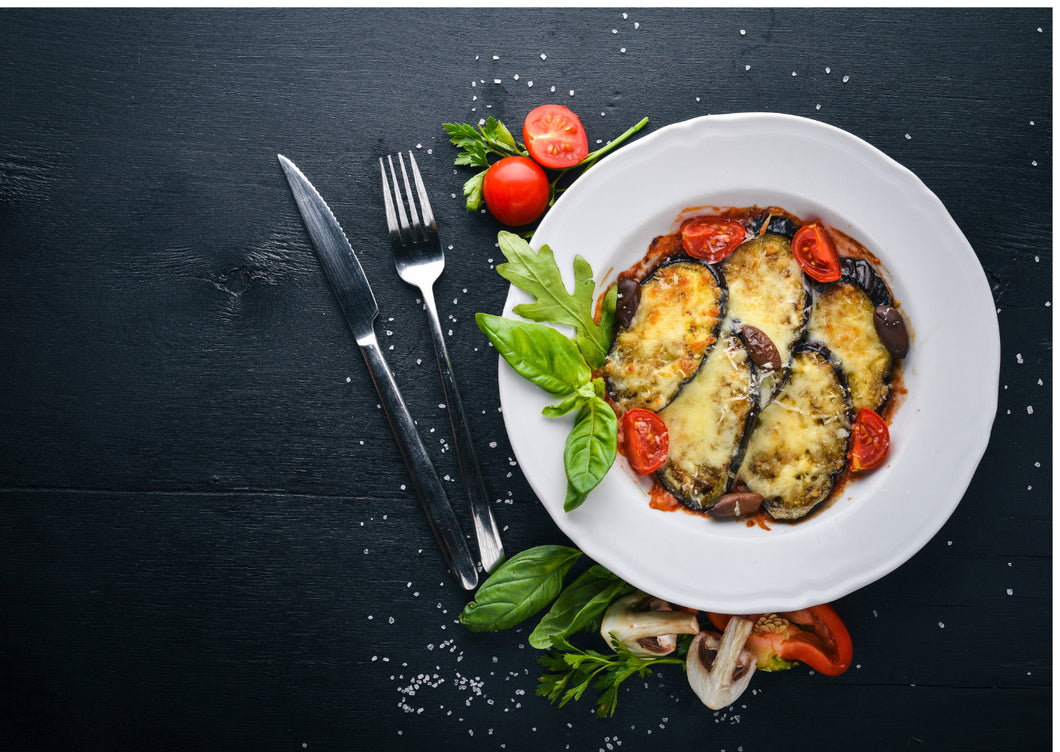 Melanzane Parmigiana - for 2