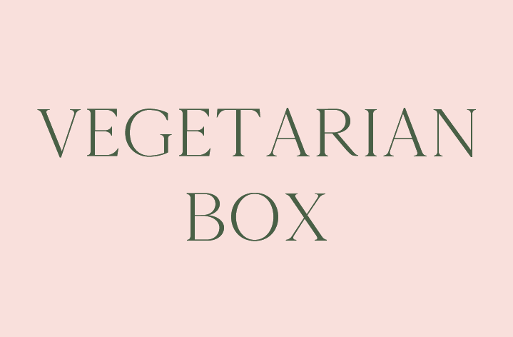 Vegetarian Meal Box for 2