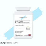 FABPOWER-L-Glutamine Power