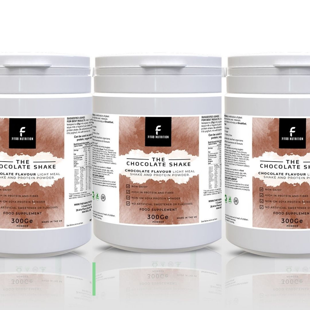 Chocolate shake 3 pack