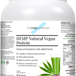 HEMP Natural Vegan Protein