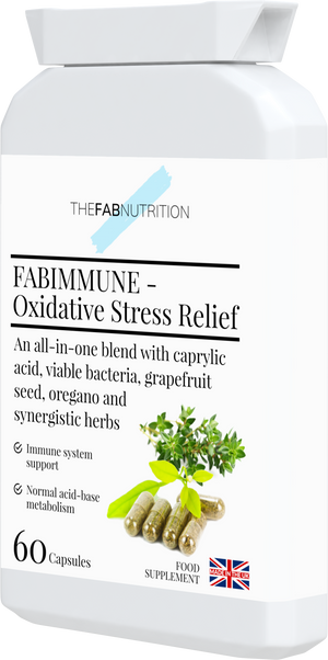 FABIMMUNE Oxidative Stress Relief