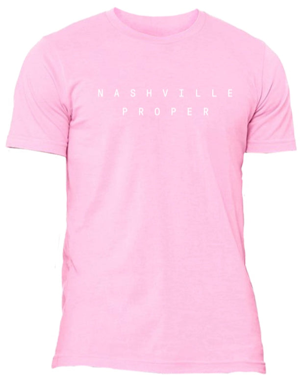 Light Pink Design Tee (4658258542637)