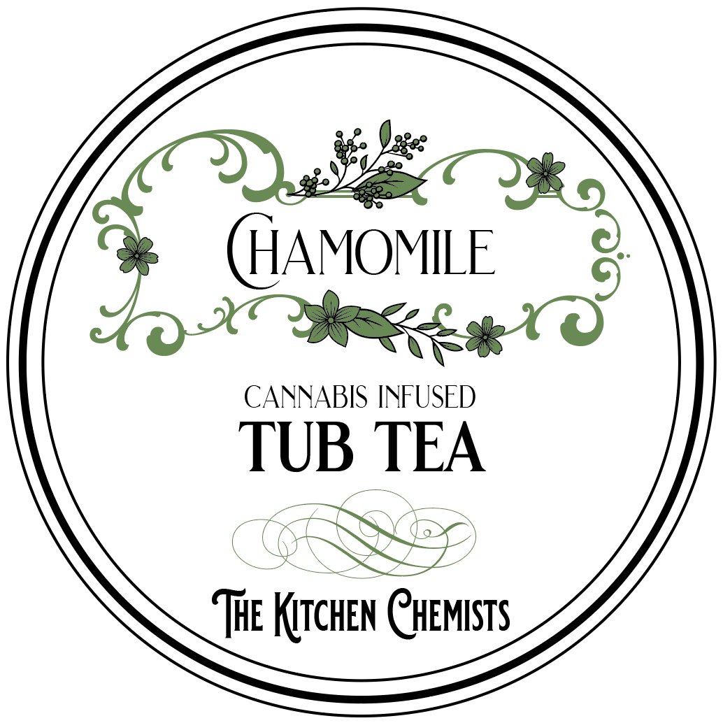 Tube Tea - Chamomile with Lavender & Vanilla