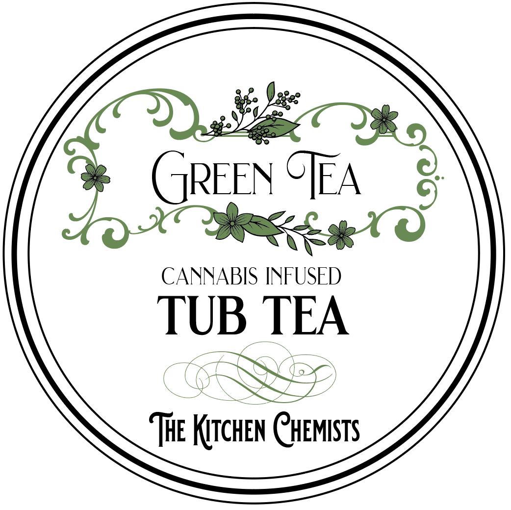 Tub Tea - Green Tea with Orange & Begamot