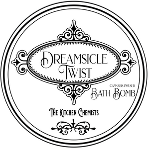 Bath Bomb - Dreamsicle Twist