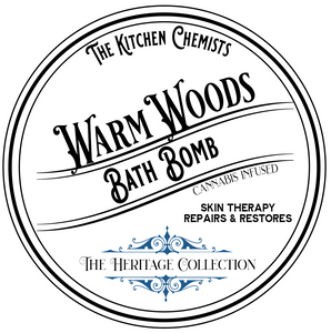 The Heritage Collection - Warm Woods Bath Bomb