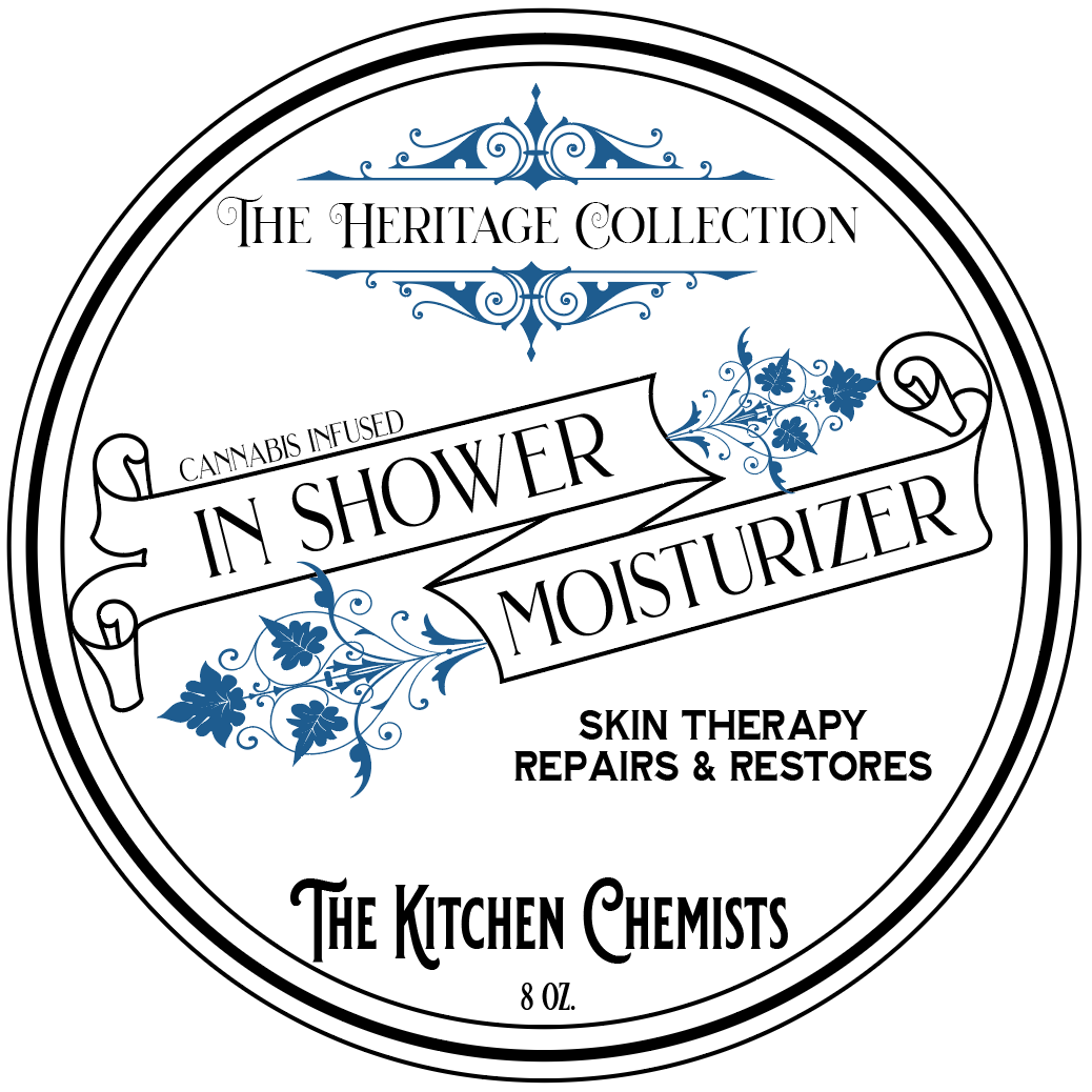 The Hertiage Collection - In Shower Moisturizer / Warm Woods Scent