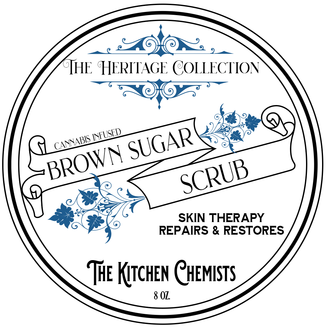 The Heritage Collection - Whipped Brown Sugar Scrub / Warm Woods Scent