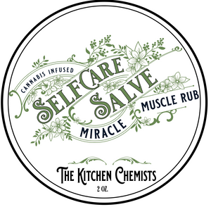 "Self Care Salve ""Miracle Rub"""