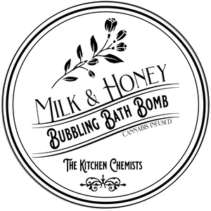 Bubble Bomb - Milk & Honey with Vanilla