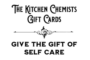 x-The Kitchen Chemists Gift Card-x