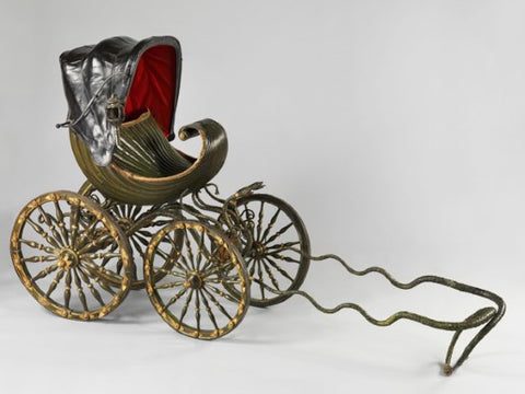 history of the stroller - William Kent