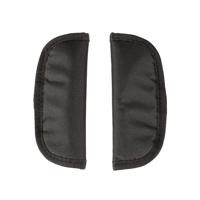 phil&teds shoulder pads plain black_black