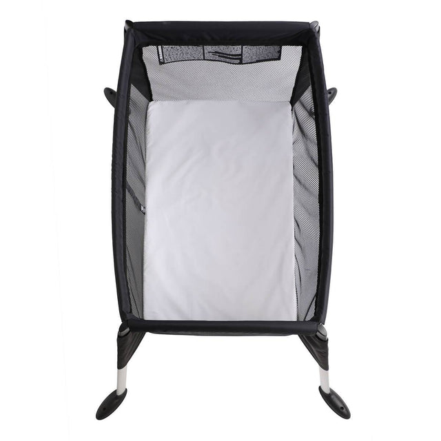 phil&teds traveller portable travel baby cot bassinet top view_default