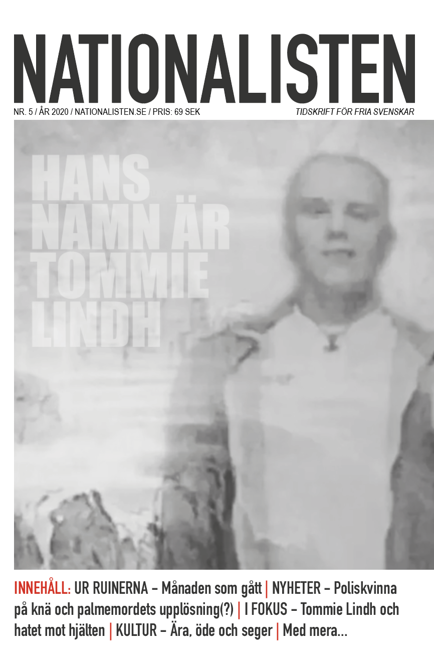 Nationalisten #5: Tommie Lindh