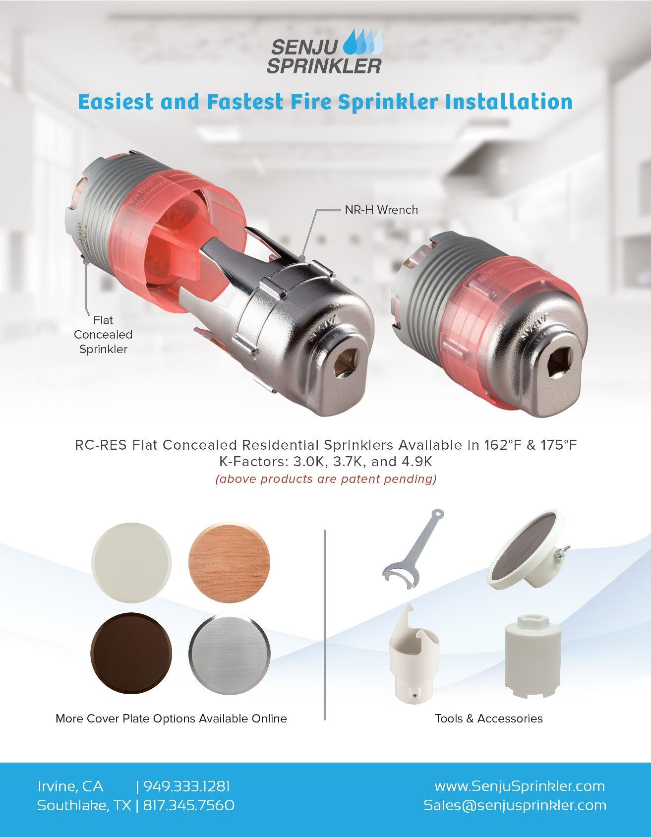 Fire Sprinkler Installation Made Easy