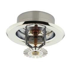 FR-RES Pendent Sprinkler (SS4451) 162°F, 4.9K, Chrome - Head Only